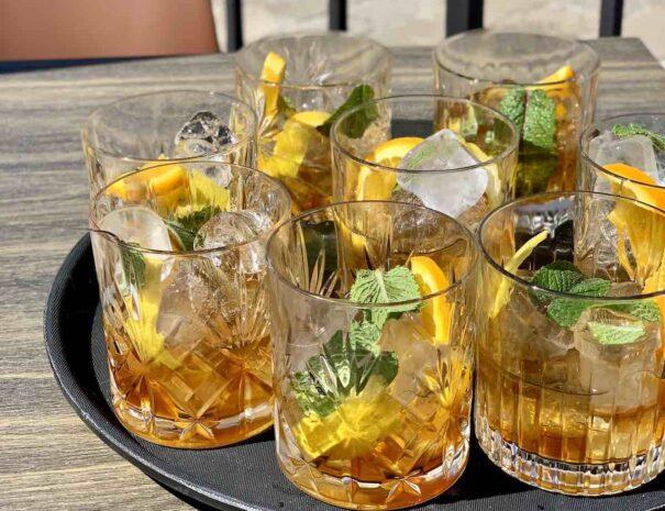 Cocktail list san giorgio café