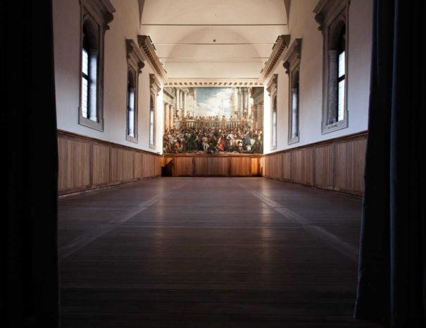 Refettorio palladiano, Fondazione Cini